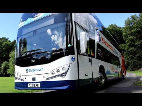 Stagecoach West Scotland X76 Service – Kilmarnock – Glasgow