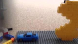 Pixels/Пиксели Лего фильм