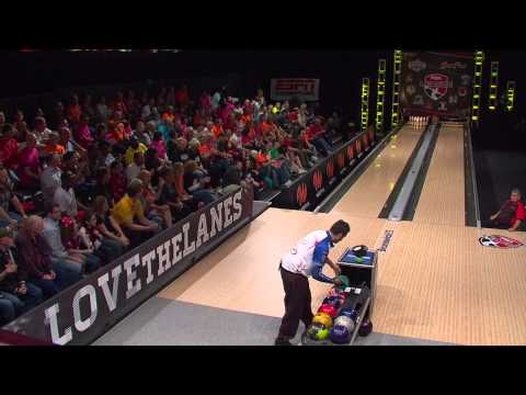 Thumbnail: Jason Belmonte tries to bowl as many strikes as he can in 90 seconds