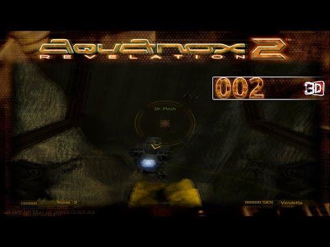 Let's Play 3D: Aquanox 2 #2 - Rettung für Dr. Finch | HD | 3D
