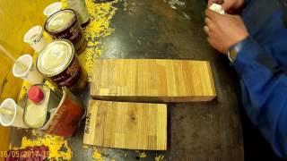 Каким маслом покрыть дерево или Льняное как альтернатива зарубежному.