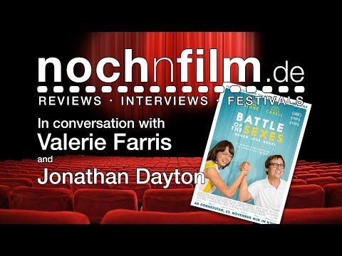 In Conversation With Valerie Faris & Jonathan Dayton | Battle Of The Sexes | Interview