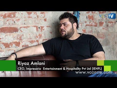 In Conversation with Riyaz Amlani, CEO, Impresario