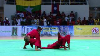 27th SEA GAMES MYANMAR 2013 - Pencak Silat 13/12/13
