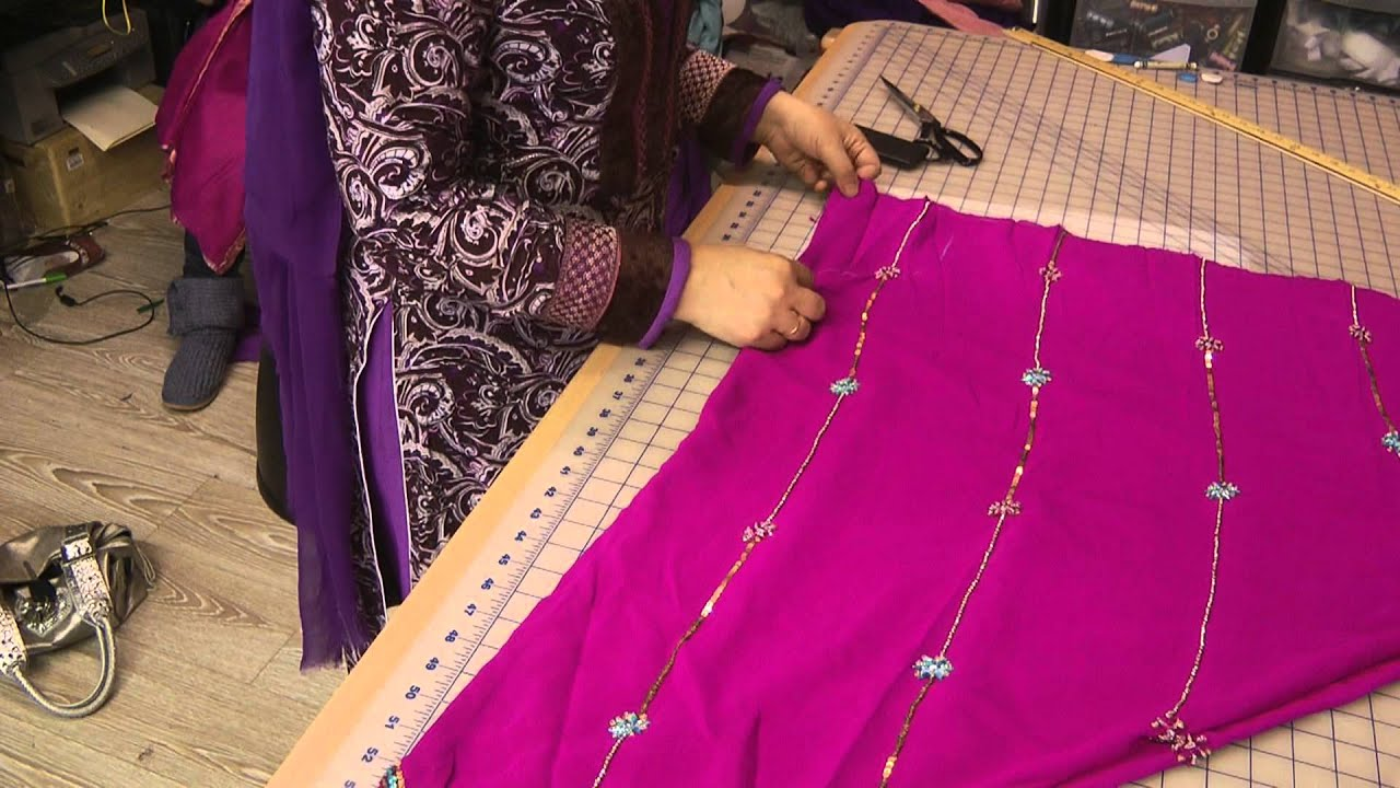 how to make lungi salwar