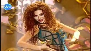 Myriam fares rags nar - ميريام فارس رقص نار