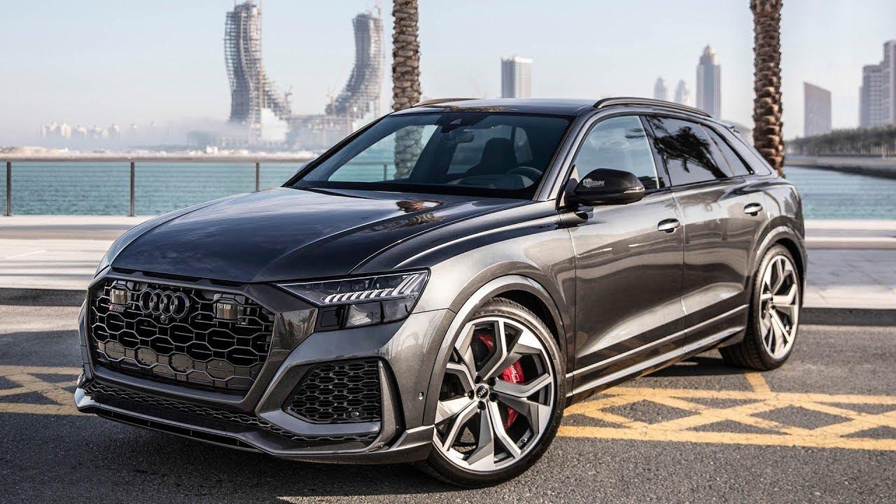 2021 Audi Q8 Style