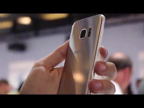 Primeras impresiones del Galaxy S7 Edge en vídeo