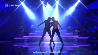 Jennifer Lopez Dance Again Live On Wetten Dass 6 10 12 HD