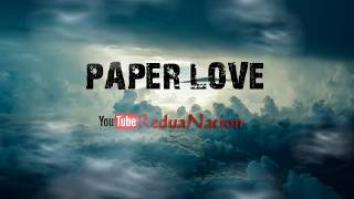 Allie X - Paper Love (Lyrics Video) -  Mrsuisidesheep