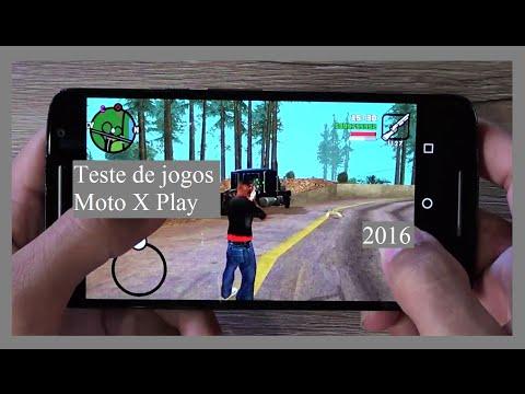 Teste 13 Jogos Pesados Moto X Play - Melhores Jogos para Android em 2016