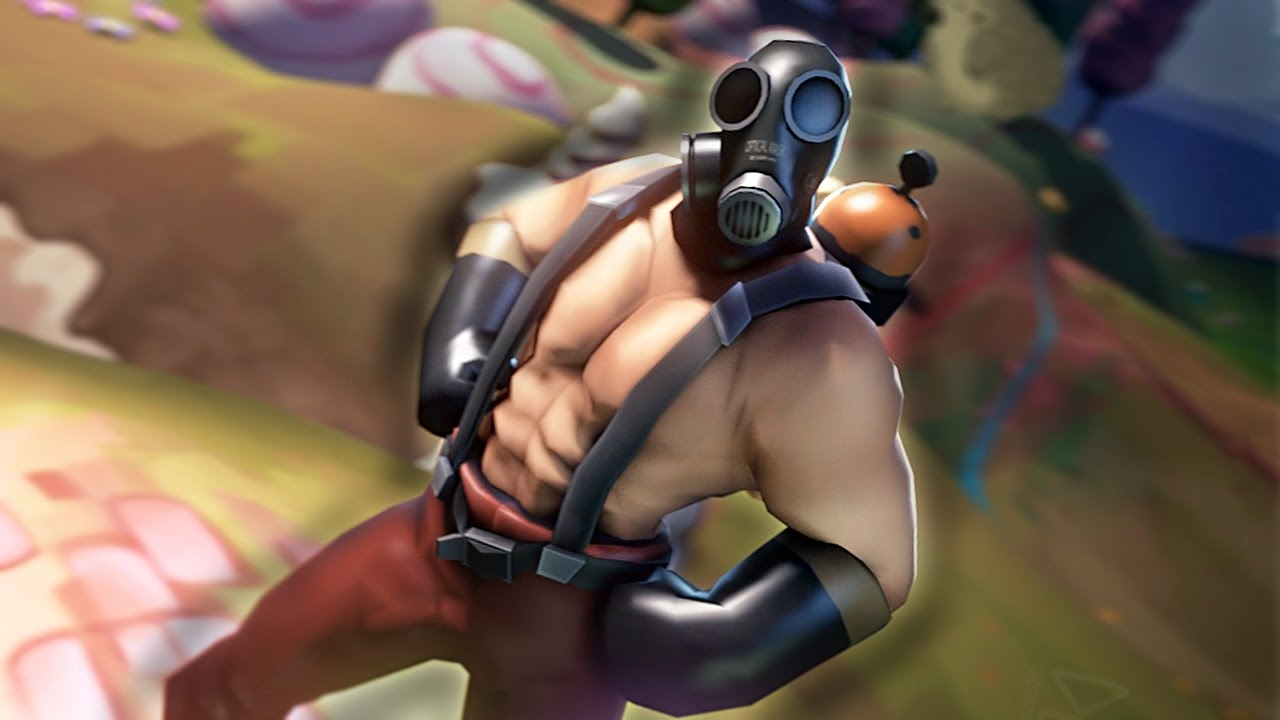 meet the pyro is a girl Team fortress 2 -- pretty funny if you've seen meet the pyro.