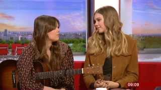 First Aid Kit BBC Breakfast 2015