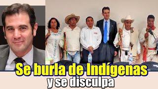 Presidente del INE en México se burla de dirigente ...