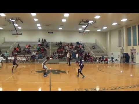 Fairforest Middle School vs Dawkins MIddle School 11-28-2017