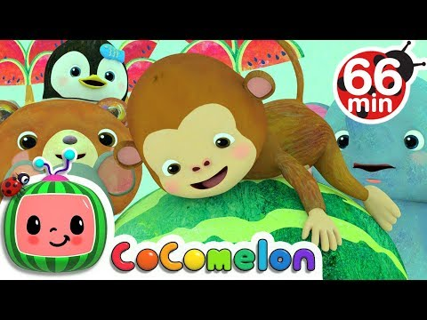 Down by the Bay | + More Nursery Rhymes & Kids Songs - ABCkidTV