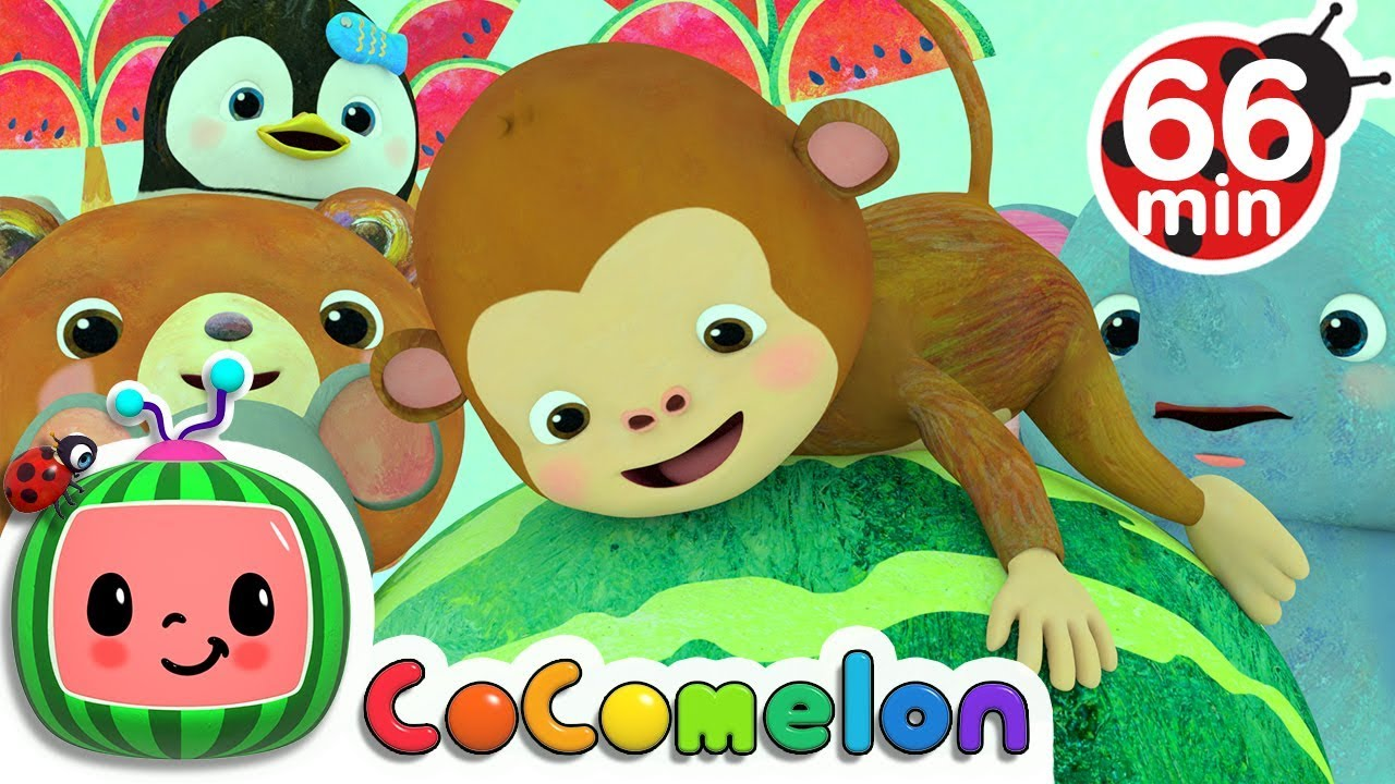 Download Down by the Bay + More Nursery Rhymes & Kids Songs - CoComelon