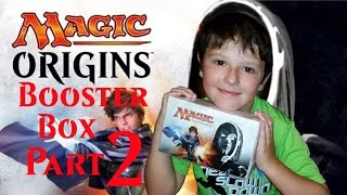 Unboxing Magic Origins - Booster Box opening PART 2 - The MYTHIC Conclusion!
