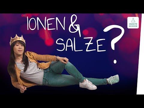 Ionen und Salze