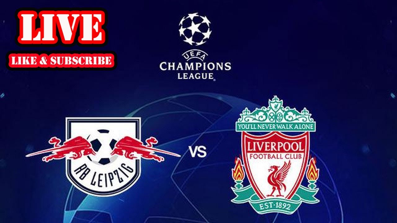 RB Leipzig vs. Liverpool: Live stream, how to watch Champions ...