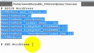How To Solve URL Not Found Error In Wordpress