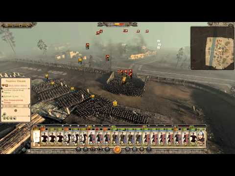 Total War: Attila - Pagan Western Roman Empire Campaign #2 - Great Bloodshed