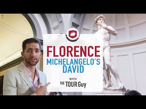 How to visit Michelangelo's David in Florence
