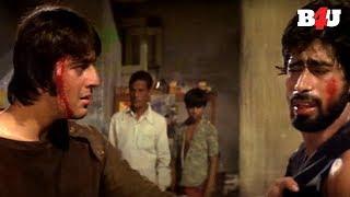 Sanjay Dutt Best fight Scene | Johny I Love You | B4U Mini Theatre