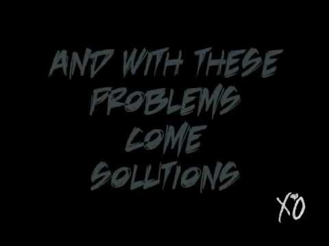 The Weeknd - Coming Down (Lyric Video)