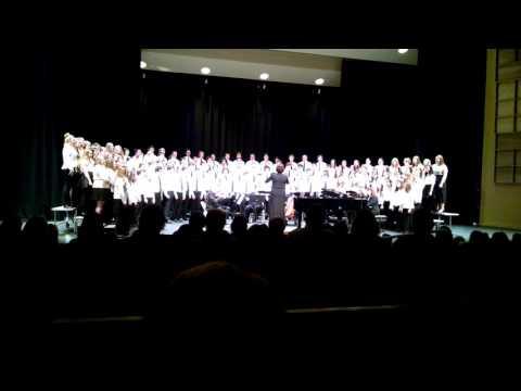 Maine 2016 District Three Mixed Choir