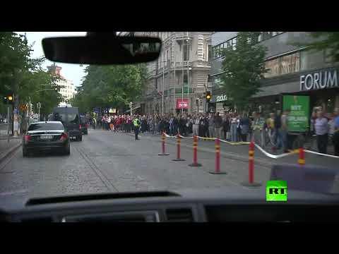 شاهد.. سكان هلسنكي يحتشدون لمشاهدة موكب بوتين  - نشر قبل 3 ساعة