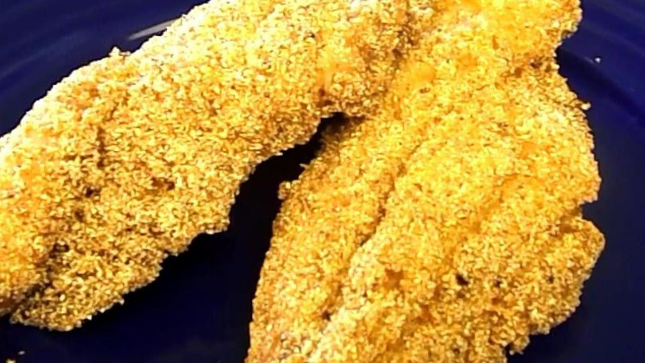 Crispy Fried Catfish - YouTube