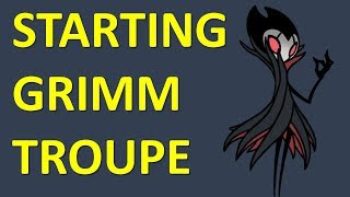 HOLLOW KNIGHT - Starting Grimm Troupe & Charm