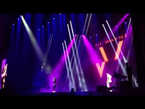 Lil Wayne Feat. Drake - Grindin [Drake Vs. Lil Wayne Tour Darien Lake, NY]