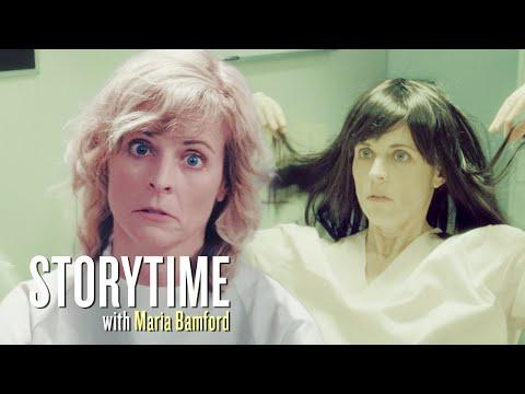 Psych Ward Visit - Storytime ft Maria Bamford