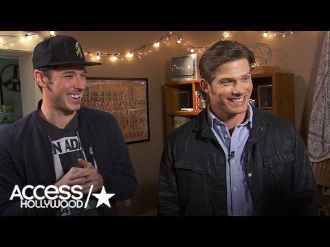 Sam Palladio & Chris Carmack On 'Nashville's' Most Famous Apartment  Access Hollywood