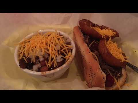 Dirty Frank's Hot Dog Palace in Columbus, Ohio on Friday, 09-08-2017