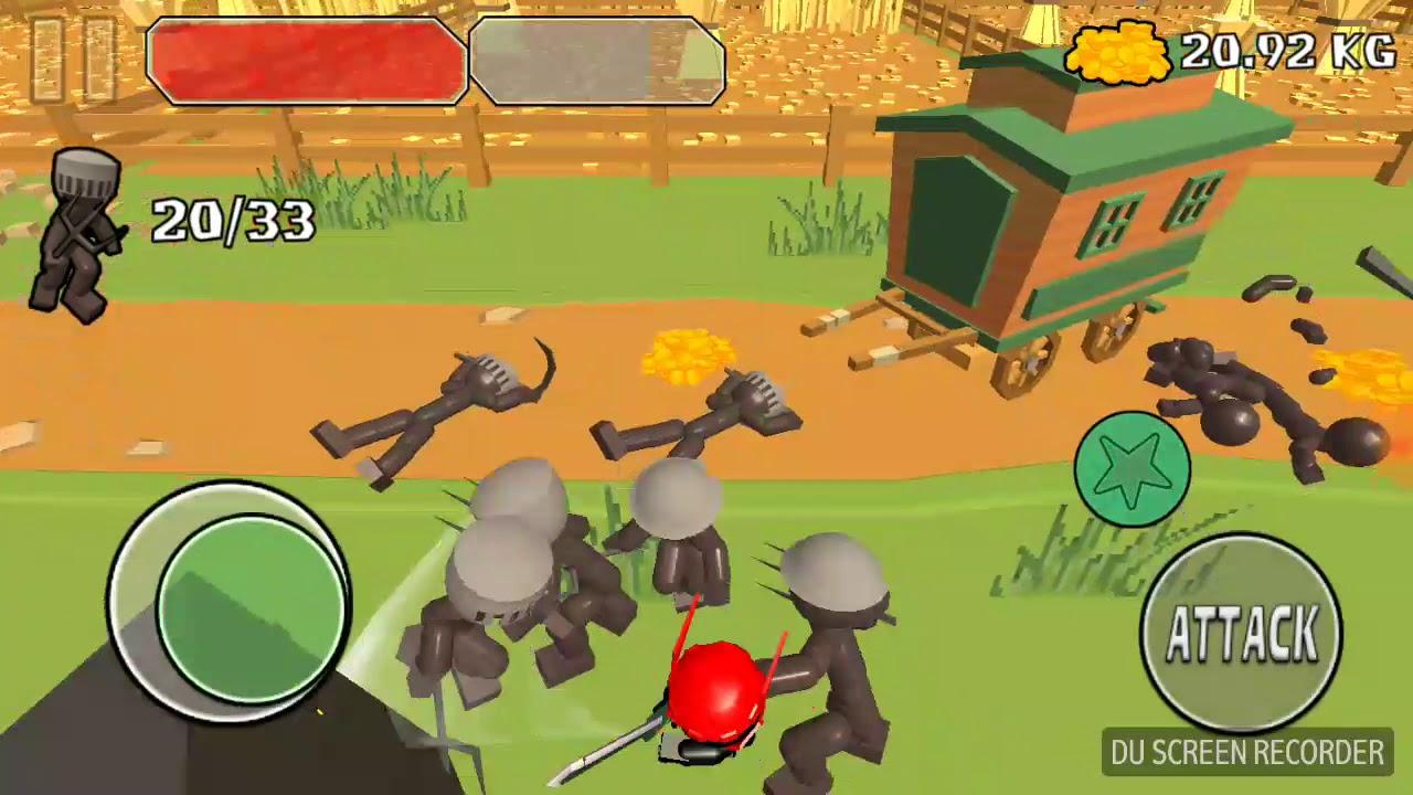 Stickman Fight Games