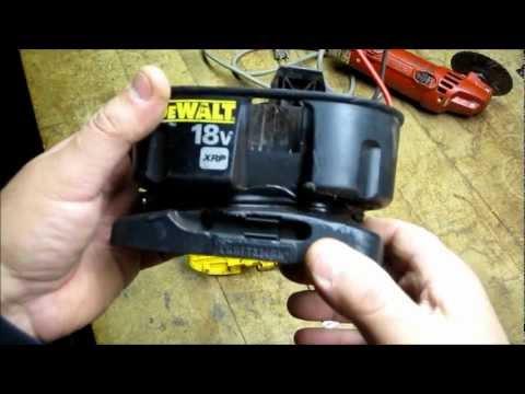craftsman 19.2 V to DeWaLt 18V Battery Adapter from YouTube · Duration:  5 minutes 36 seconds