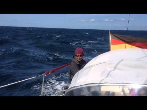 Centurion 32 ¡adelante! Baltic Sea 2015 Part 1