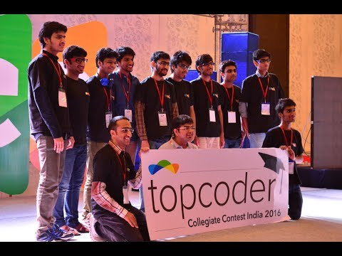 2017 Topcoder Collegiate Contest India