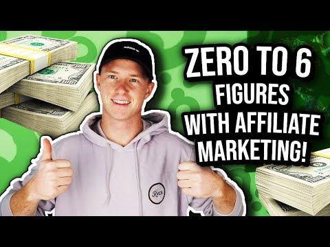 The Key Difference Between Zero & 6 Figures in Affiliate Marketing thumbnail