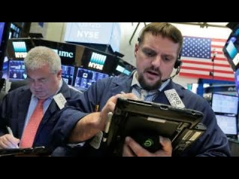 Wall Street signaling US economy is strong?