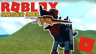 Roblox Dinosaur Simulator - Finished Ichthyovenator + Giveaway!
