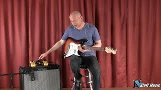 Fender American Standard Stratocaster HSS, 3-Color Sunburst