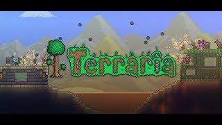 Terraria-#2-Рибалка і шлях до пекла!