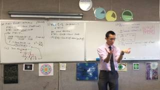 Harder Projectile Motion (5 of 5: Using the second derivative to find the minimum value of θ)