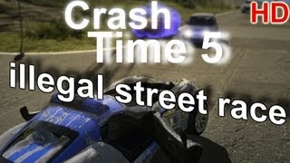 Crash Time 5: Undercover PC - Illegal Street Race Gameplay HD