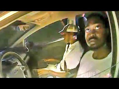 RAW Dashcam/Bodycam Footage: Des Moines Police Accused of Racial Profiling After Traffic Stop
