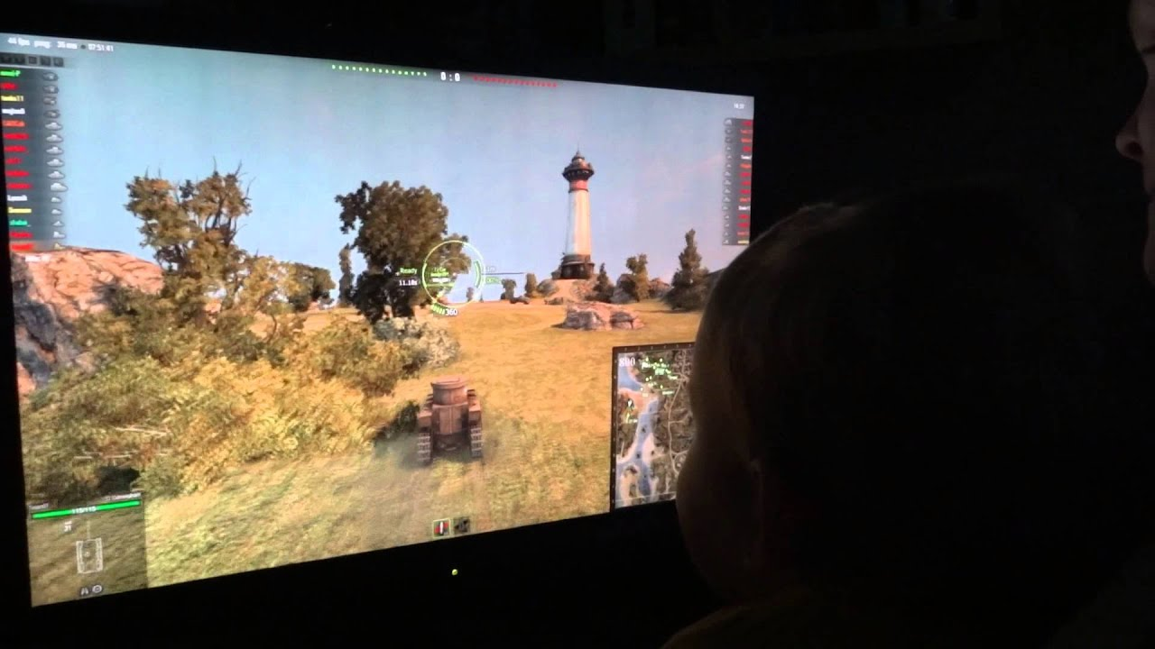 World of Tanks game - secrets and little tricks